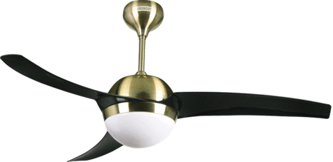 Top 11 ceiling fan brands 2018 best fans for bedroom living room lumero merc black fan aloadofball Images