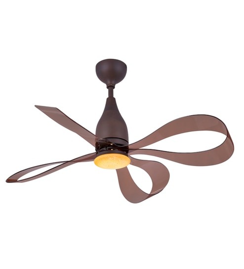 Anemos Nestro 1170 Mm Rubbled Bronze Ceiling Fan