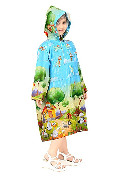 amazon raincoat kids