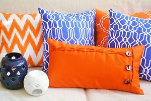 bright cushion covers