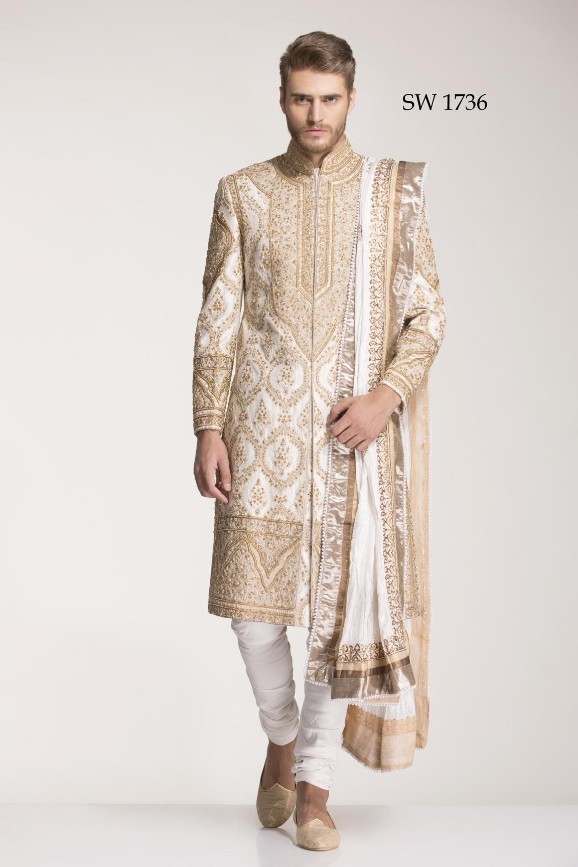 diwan saheb sherwani for men