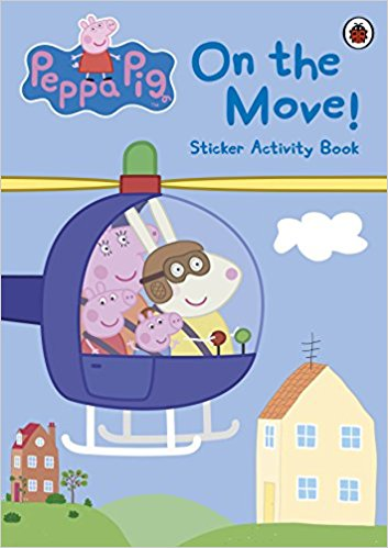 Peppa Pig: On the Move! Sticker