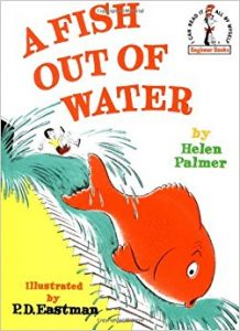 A fish out of water by helen-palmer