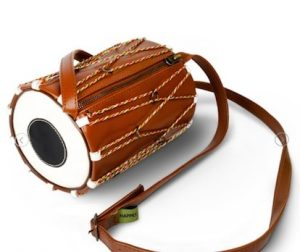 dholak sling bag
