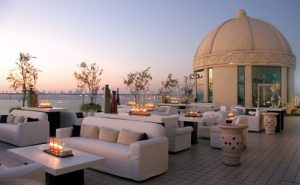 dome intercontinental restaurant marine drive
