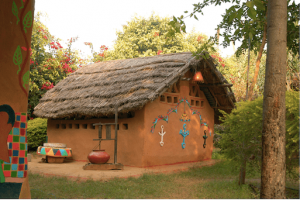 Surjivan mud house resort delhi