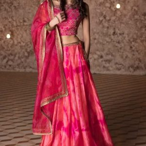 12 Best Lehenga Choli Online Shopping Websites of 2018