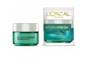 L'oreal Paris Hydrafresh cream