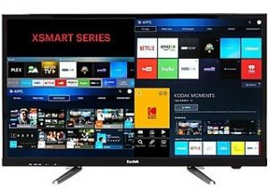 Kodak 32 inch HD Plus LED TV HDXSMART