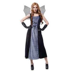 Bat Devil Adult Female Halloween Costume