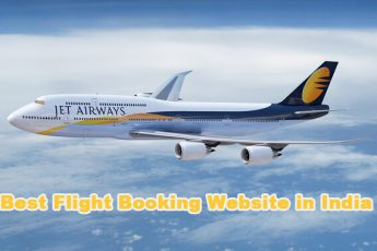 Flight Booking Website-