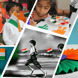 Indian Independence Day Celebration Ideas for Kindergarten Kids & Pre-Schoolers