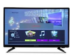 Panasonic 22 HD Ready Standard LED TV