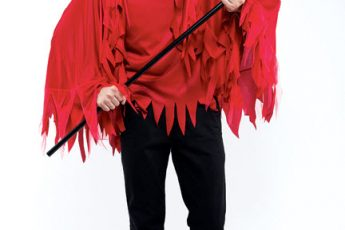 Satan Man Costume - Halloween Costume for Men