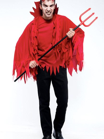 satan man costume halloween costume for men