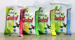 Natural Herbal Gulal - Natural Holi Colors