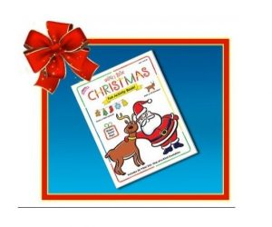 Christmas Fun activity book by Help Them Shine