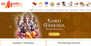 AskGanesha.com website