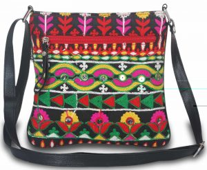 Colorful Ethnic Bag for Women