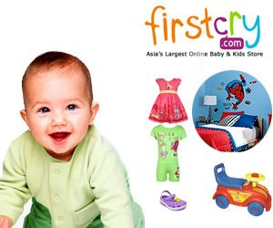Firstcry Online Store for Kids