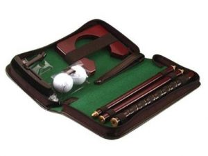 Leather Golf Kit for Men