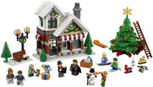 Lego Winter toy