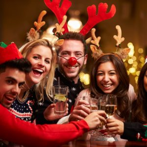 12 Creative Ideas for A Fun Christmas Celebration in Office
