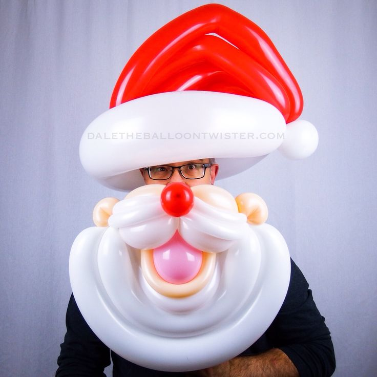 Santa's balloon poppers game