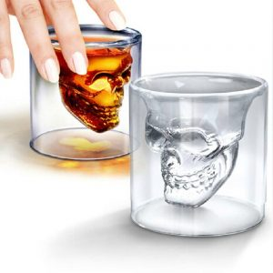 Urban Chakkar Skull Shot Glass -75Ml