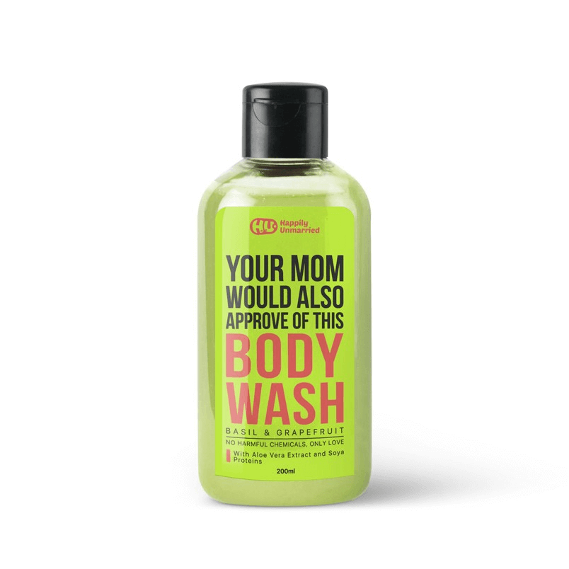 Happily Unmarried - body wash for Unisex