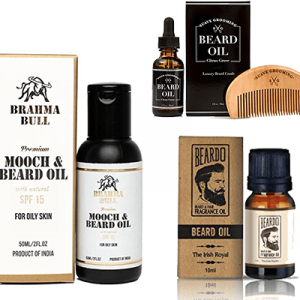 10 Best Beard Growth Oils for Indian Men (2019)