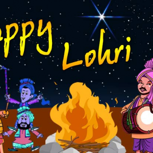 Lohri Festival Decoration & Party Ideas (2018)