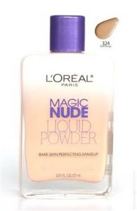 Loreal Magic Nude Liquid Face Powder