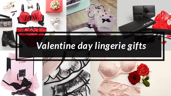 Valentine day lingerie gifts