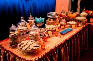 Lohari dessert table