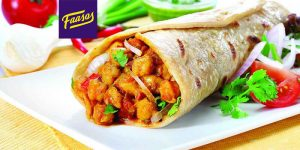 Faasos food delivery website