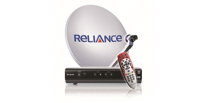 Reliance Digital Dish Tv