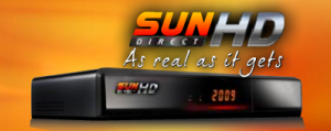 Sun Direct HD Connection