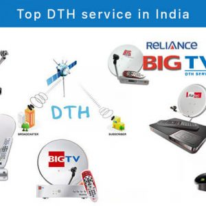 Top 7 DTH Service Providers in India With Best Offerings (2019 Updated list)