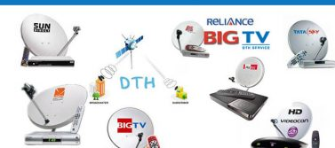 Top 7 DTH Service Providers in India With Best Offerings (2018 Updated list)