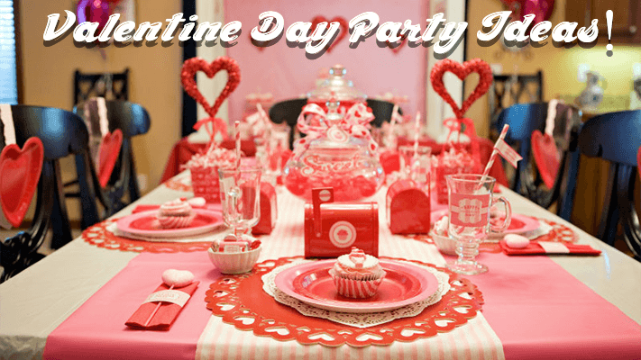 Valentines Day Celebration Ideas In Office Decoration Food
