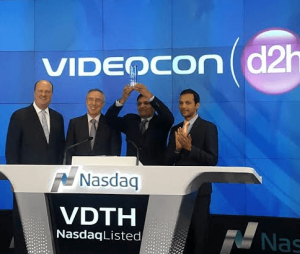 Videocon D2H Connection