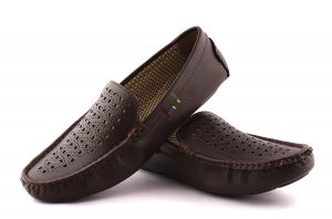 AORFEO Dark Brown Loafers