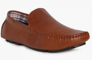 Code Brown Loafers