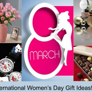 10 Best Women's Day Gifting Ideas – Creative Gifts To Make The Ladies Feel Special