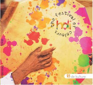 The Festival of Colours CD