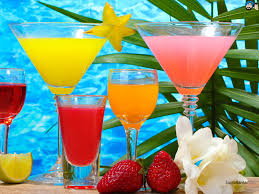 Water Drinks for Holi