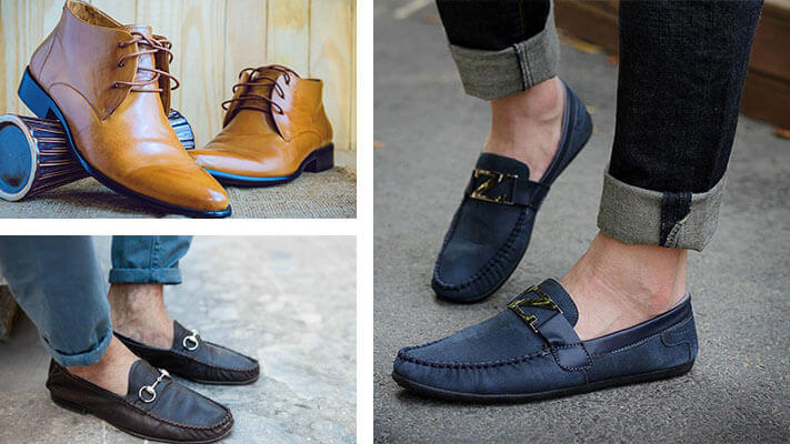 Loafers Form Men
