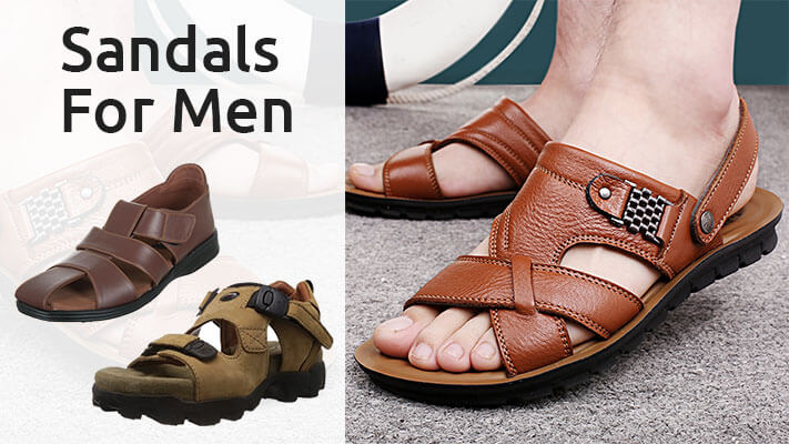 74a46f871f8c3 10 Best Sandals for Men - Top Rated Stylish Sandals(2019)