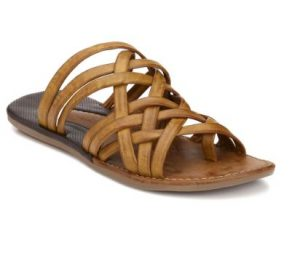 Prolific Mens Brown Sandals